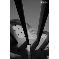 ARCHITECTURAL ABSTRACT PHOTOGRAPH